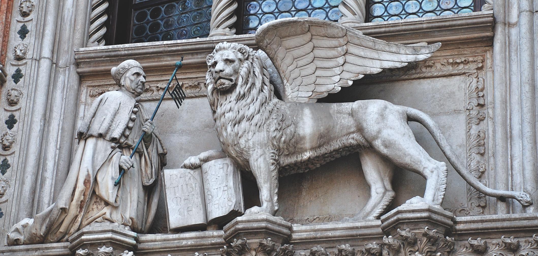 Venice Venetian Lion