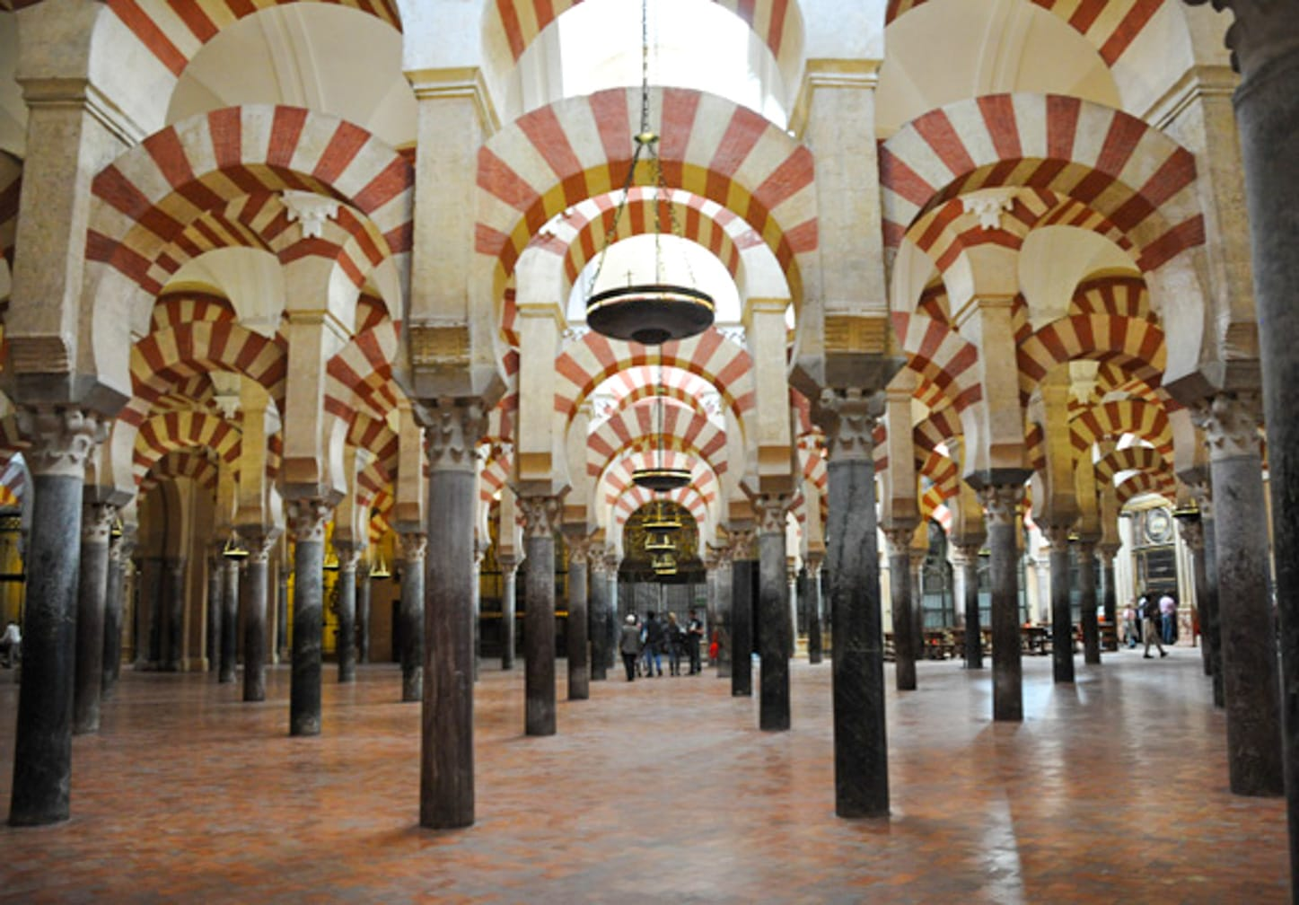 Mosque on the Al-Andalus: Southern Spain by Luxury Rail journey