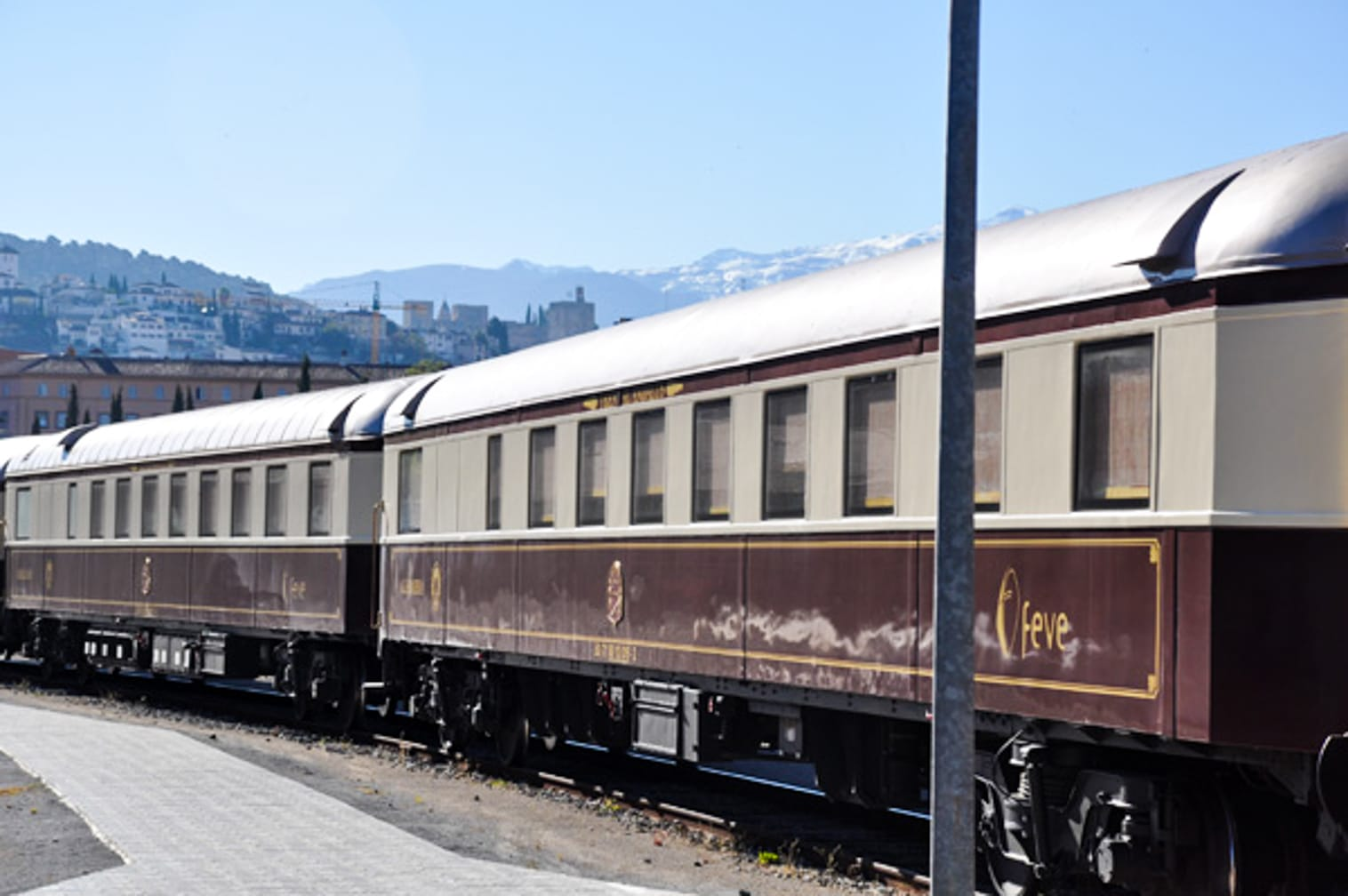 Al-Andalus: Southern Spain by Luxury Rail train