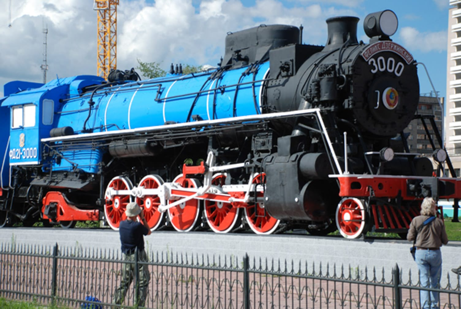 Plin the Loco on the Trans-Mongolian Express: The Naadam Festival journey