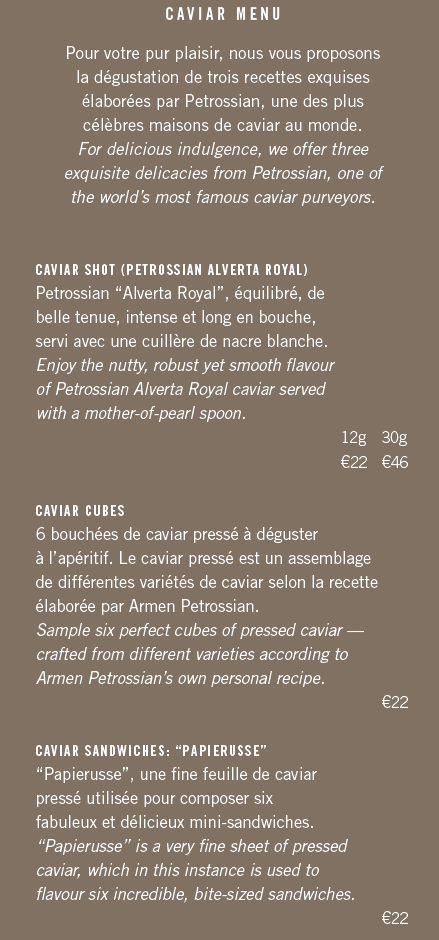 VSOE_BarCar_3674_Caviar_Menu