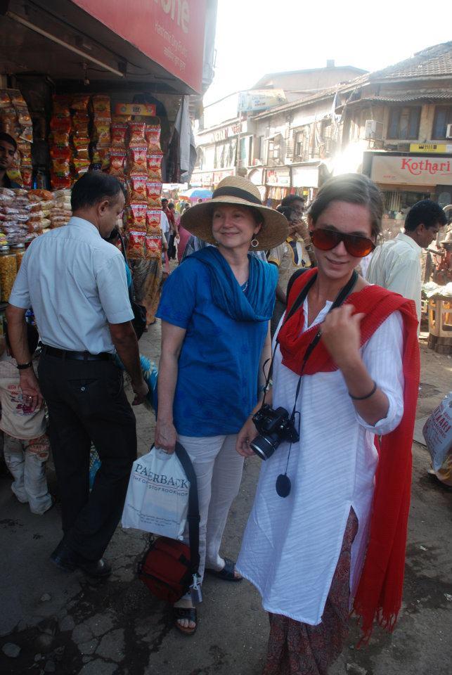 RachelInIndia