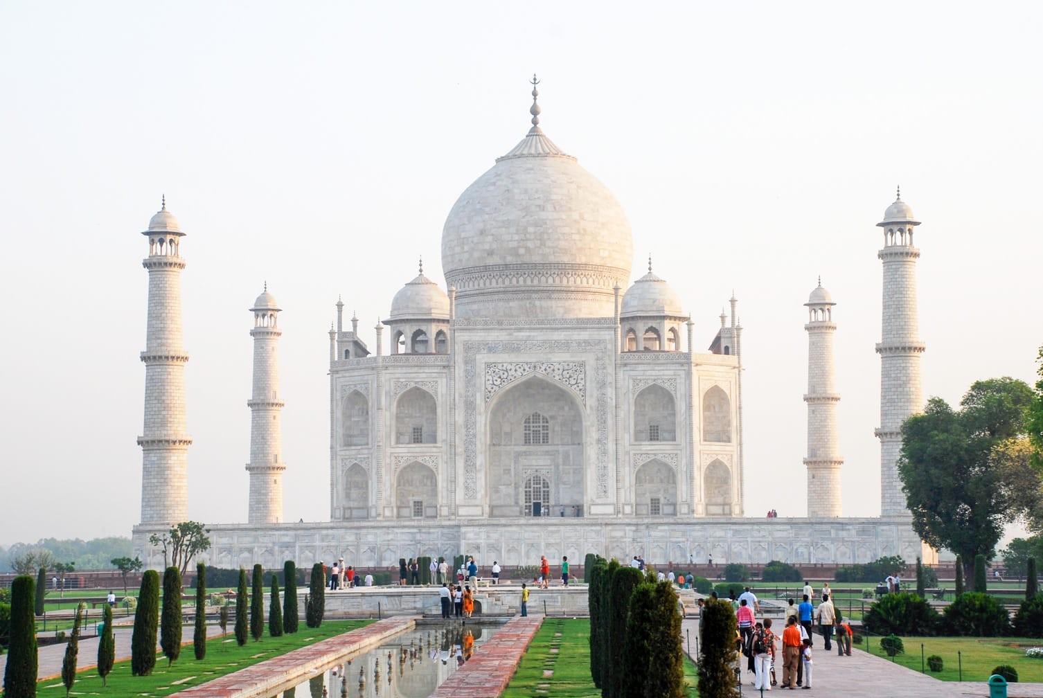Taj Mahal on the Darjeeling Mail: Mumbai to Kolkata by Luxury Deccan Odyssey Train journey