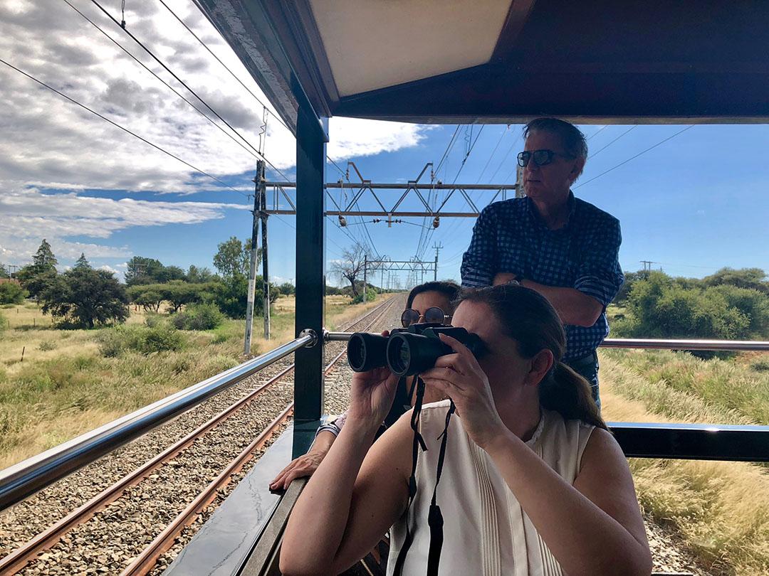 aaa - Angela looks through binoculars on obs car _edited_small