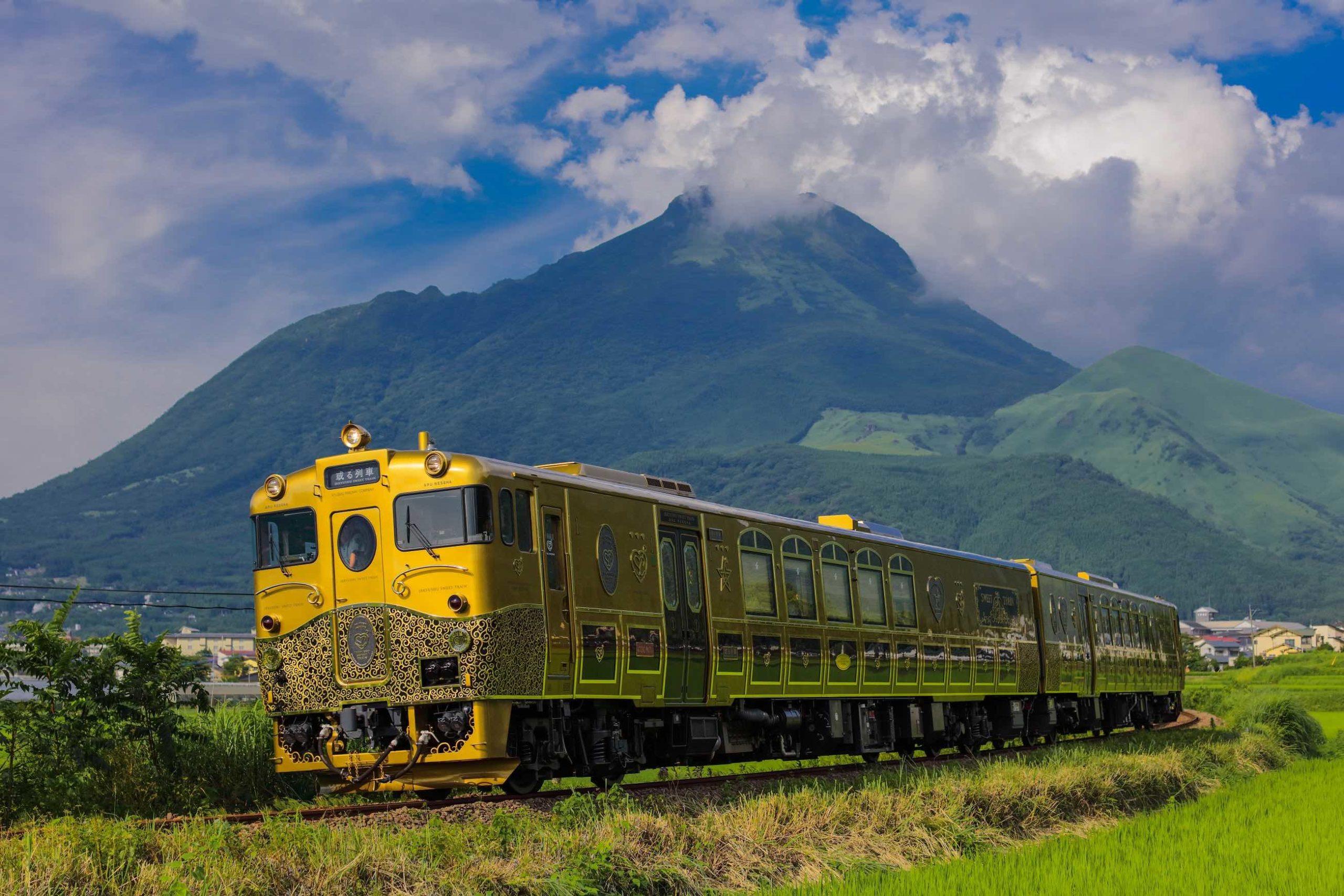 Sweet train in Oita 2 copy