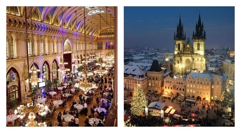NYE Vienna scenes_collage