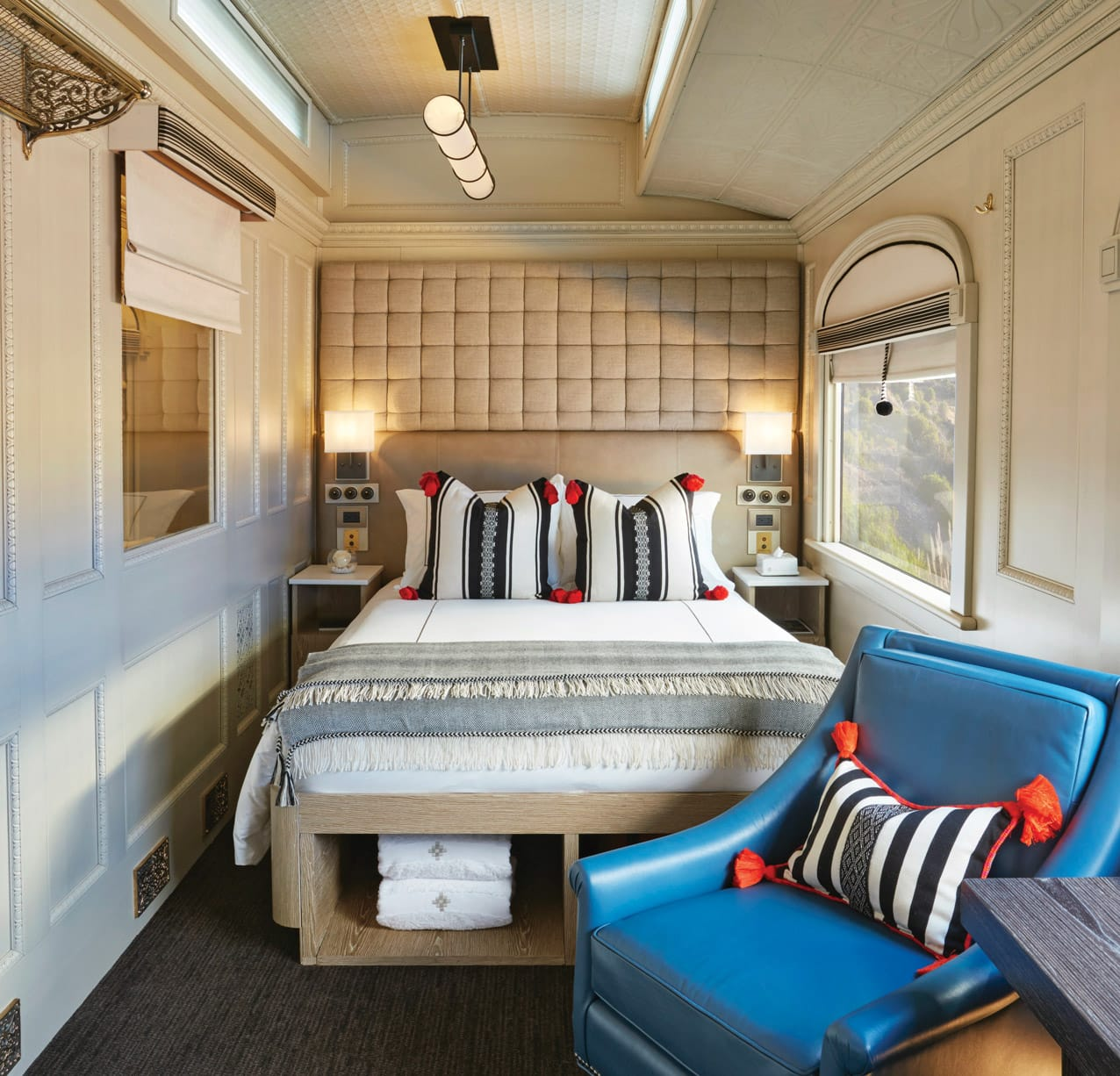 Suite on the Belmond Andean Explorer train