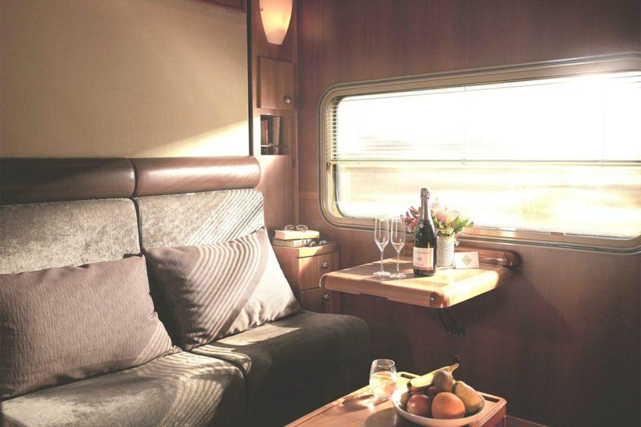 Platinum Class cabin