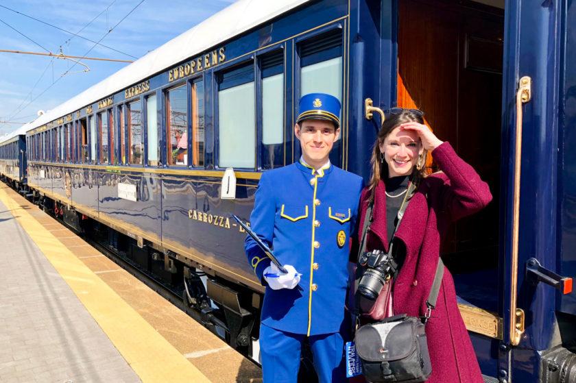 Venice Simplon-Orient-Express: Venice-Verona-Paris ...
