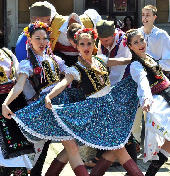 Belgrade Dancers