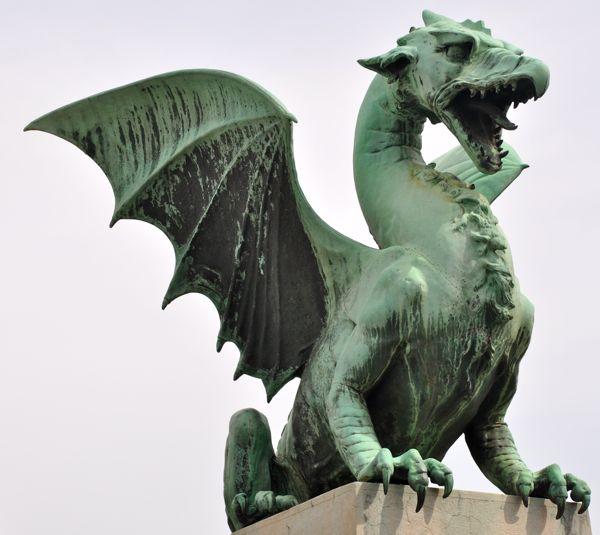 Ljubljana Sculpture
