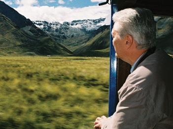 George_in_Peru