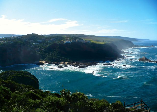 South Africa's Garden Route is unbeatable for its scenery, which ranges from towering mountains to dramatic seashores. IRT Photo by John Fiorilla