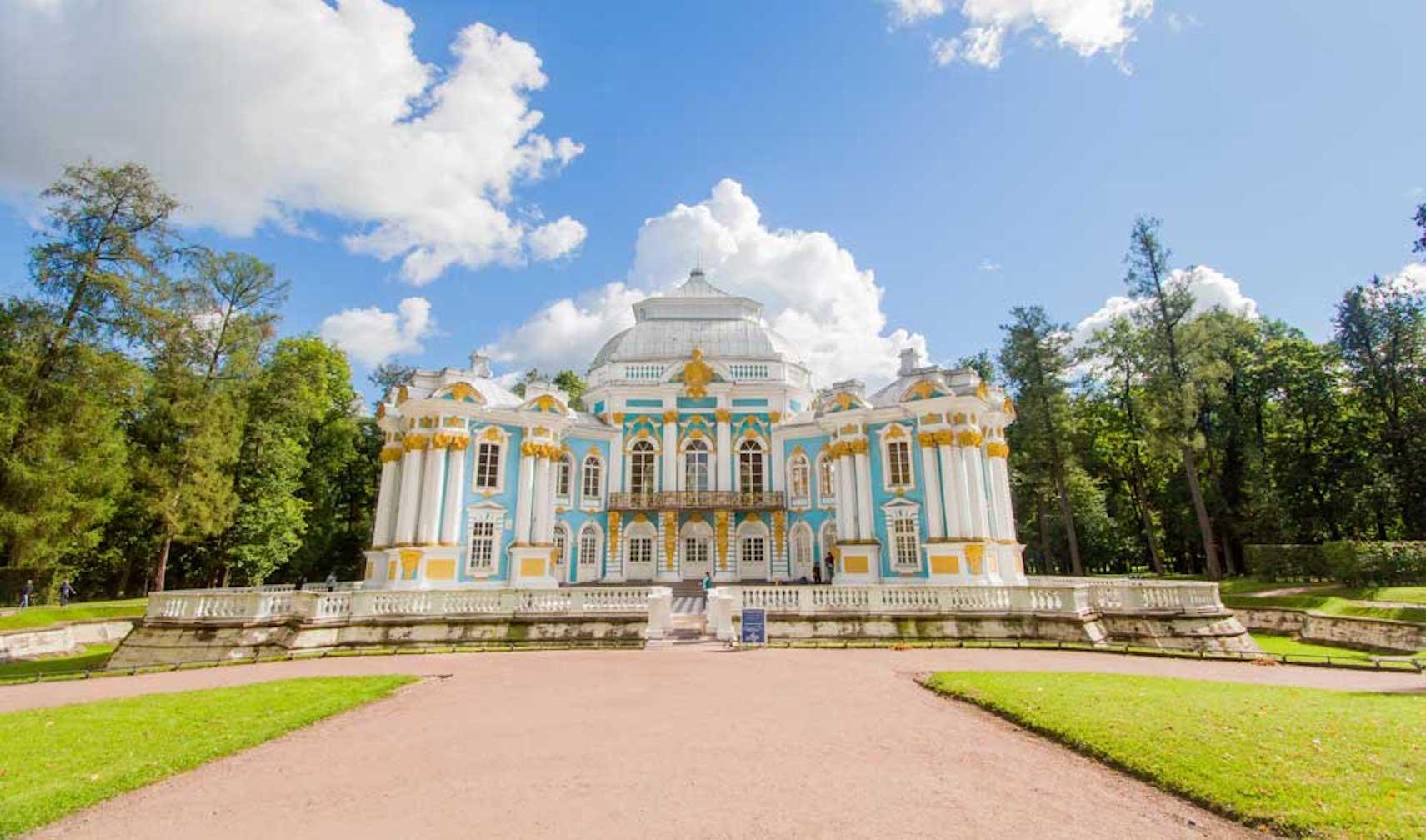 Golden Eagle St Petersburg Russia