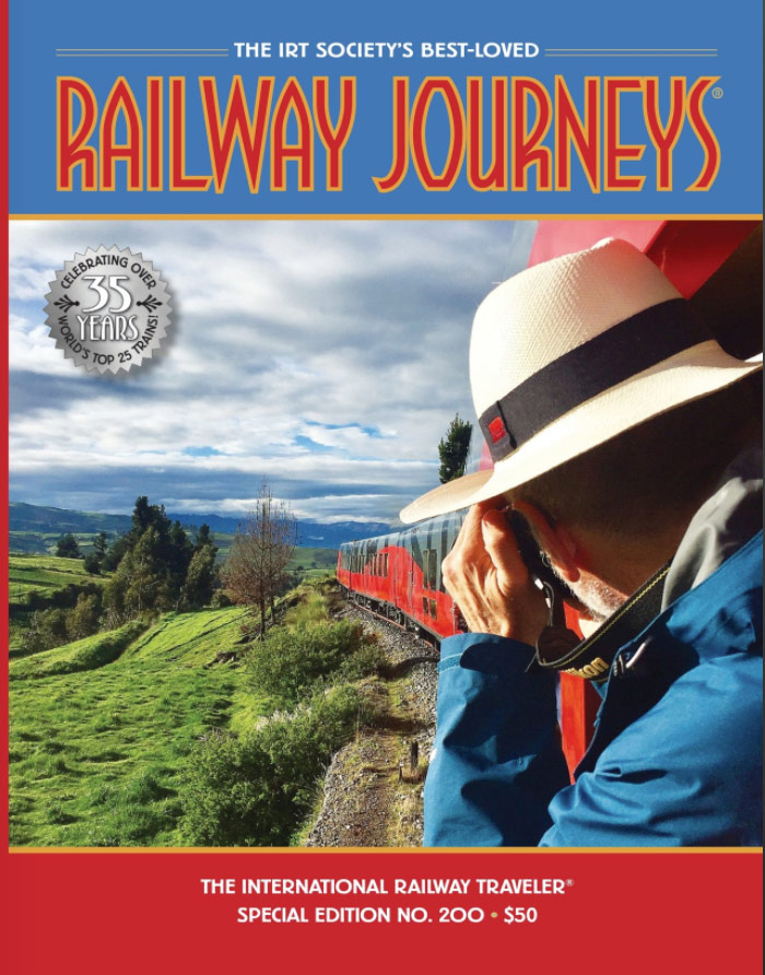 Railway Journeys cover