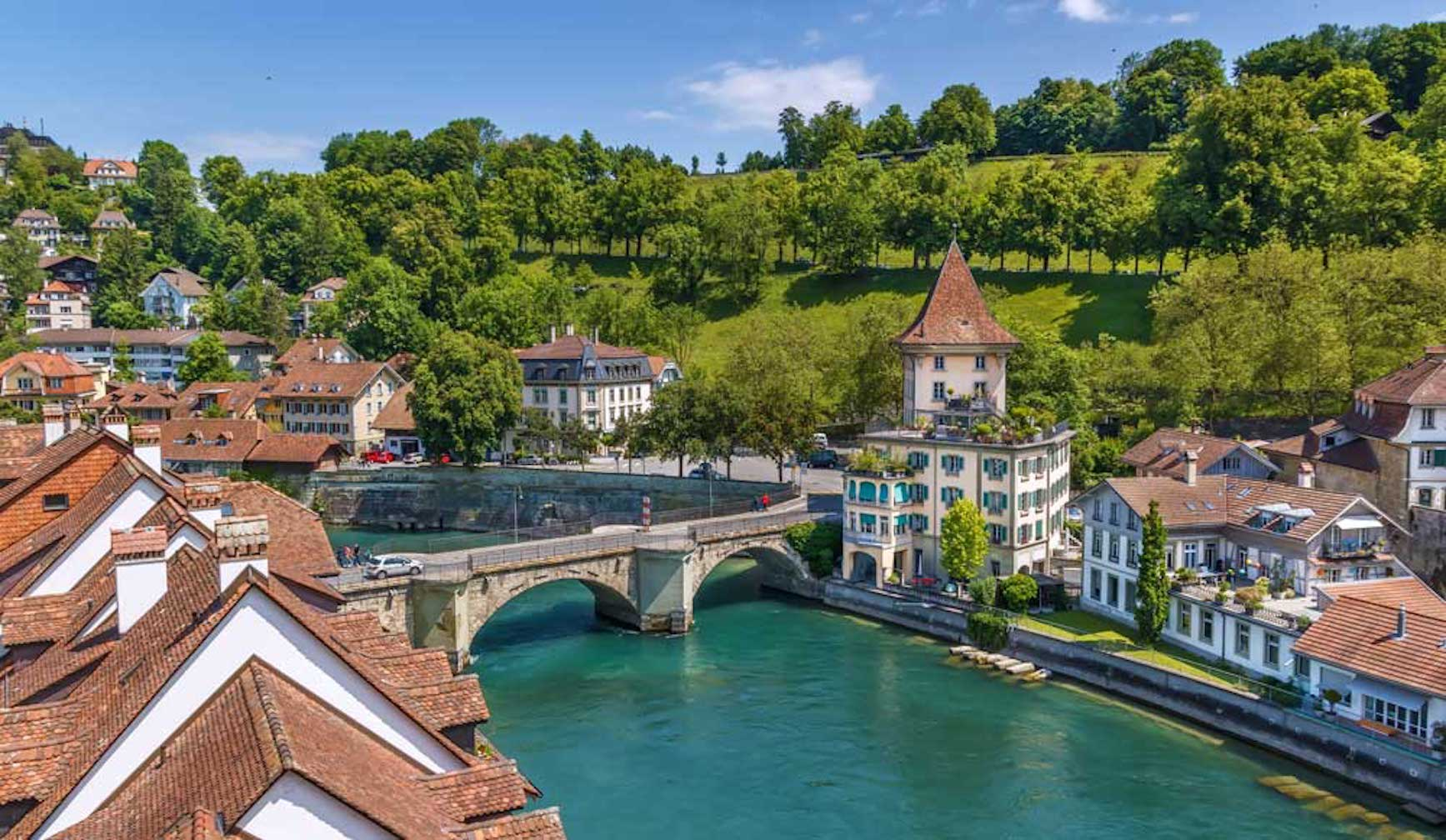 Swiss Rail Spectacular Bern, Switzerland