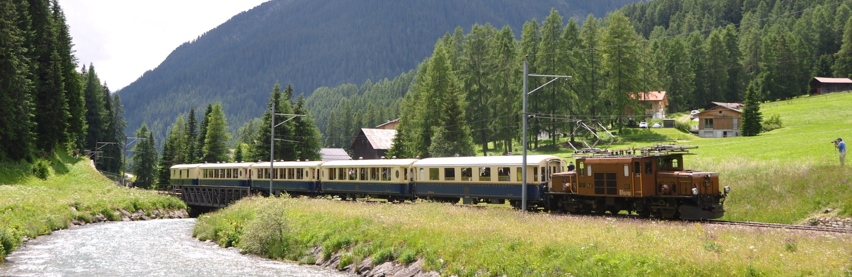 Swiss Rail Spectacular GE hero image